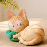 家居饰品摆件 龙猫摆件 无脸男客厅卧室书房树脂装饰工艺品