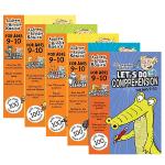 全彩英文小学教材英国小学英语练习册5本套装 阅读语法拼写 9-10岁小学五年级英文原版 Let's Do Gramma