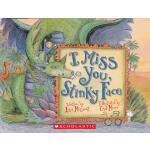 I Miss You, Stinky Face (Audio)学乐有声读物:我想你,我的臭宝贝(书+CD)ISBN97