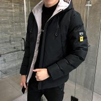 男士外套冬季棉衣2018新款韩版羽绒