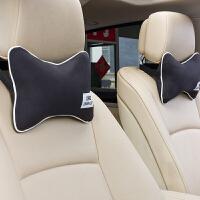 汽车腰靠头枕靠垫车内抱枕被子两用车载多功能空调被一对车用靠背