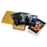 哈利波特周边 100张经典明信片 英文原版 Harry Potter The Postcard Collection
