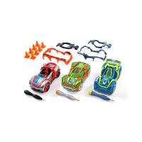 美国Modarri儿童小汽车可拆卸组装玩具男孩汽车模型仿真车模6岁+