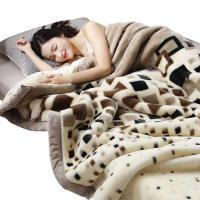 宝诗顿冬季毯子被子保暖毛绒珊瑚单人用跚蝴绒床单加厚学生绒毛毯宿舍