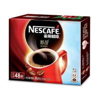 【中粮我买】雀巢醇品咖啡(盒装1.8gx48)