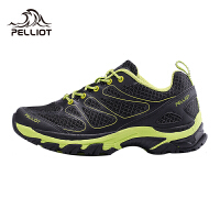 【现价:161.4 往期:296】户外越野跑鞋男女登山鞋轻便透气徒步鞋休闲运动鞋