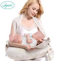 婴儿学坐枕护腰枕孕妇枕头神器 慢回弹哺乳枕喂奶枕