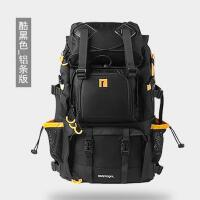 摄影背包单反包双肩包电脑/单反相机包双肩背包As6 A-酷黑色3代