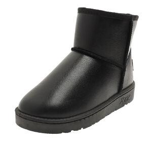 WARORWAR新品YM153-931-1冬季欧美平底舒适女士雪地靴