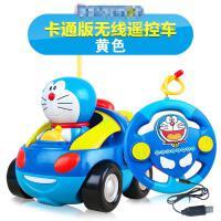 ?儿童玩具哆啦a梦卡通遥控车机器猫男女带音乐灯光电动宝宝玩具车? 官方标配((送电池和螺丝刀))
