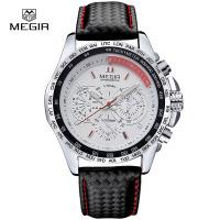 2018新款 美格尔MEGIR男表运动手表男士腕表1010G