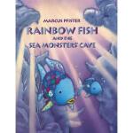 英文原版 Rainbow Fish and the Sea Monsters Cave 彩虹鱼和海怪的洞穴 3-6岁低