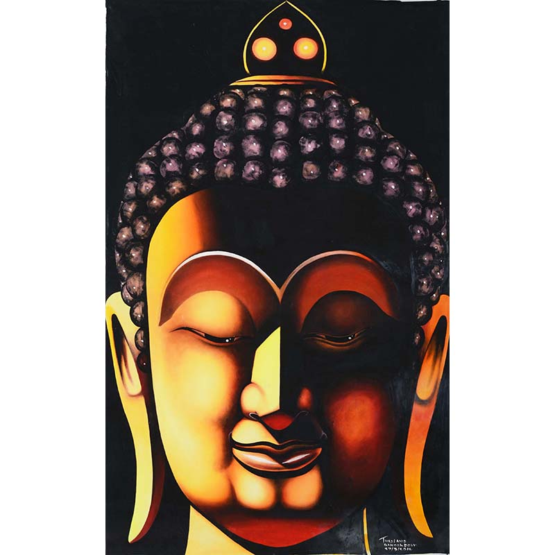 ry006佚名《佛像》