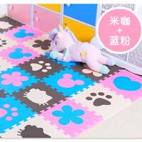 ???泡沫地垫拼图 加厚拼接方块地毯家用地板海绵垫子 儿童爬行垫积木