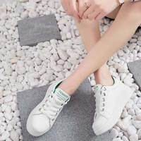 【支持礼品卡支付】2018夏款厚底小白鞋女韩版系带休闲鞋运动鞋子 RA-905
