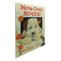 英文原版 Move Over, Rover! 移动,漫游车! [平装] [4-8岁]