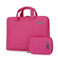 电脑包手提时尚可爱15.6英寸14寸13.3笔记本包