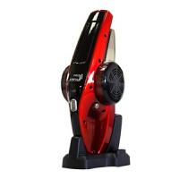 无线车载吸尘器充电款强力家用小型手持便携式大功率12V汽车用车载吸尘器 高配+海帕+软管+长扁吸