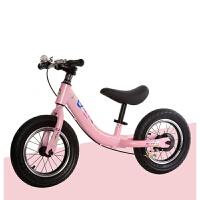 新款儿童学步车平衡车 男女宝宝无脚踏自行车滑行车学步车a1111