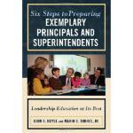 【预订】Six Steps to Preparing Exemplary Principals and Superin