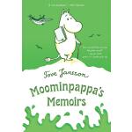 英语原版 姆明谷系列 姆明爸爸的回忆 Moominpappa's Memoirs 姆咪谷