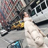 棉袄女韩版网红冬装学生面包服加厚短款宽松棉衣外套