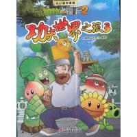 植物大战僵尸2奇幻爆笑漫画 功夫世界之旅3