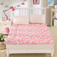 榻榻米床垫1.0/1.2/1.5m床双单人可折叠床垫子学生宿舍床褥被褥子