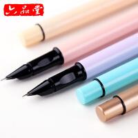 小清新墨囊钢笔儿童练字刚笔 学生用钢笔女生糖果色礼盒装