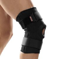 运动护膝 韧带 半月板 固定护具F713登山篮球四弹簧支撑