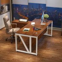 办公桌简约现代大班台时尚经理主管桌大班桌大气老板桌单人p0p