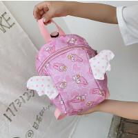 幼儿园书包儿童1-3-5岁宝宝男童女孩防走丢失背包可爱包包双肩包