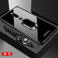 魅族note8手机壳魅蓝m8note玻璃保护套M822Q全包Note8个性防摔软硬壳潮noto8八男