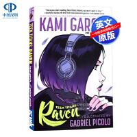 DC Ink漫画 少年泰坦瑞文 英文原版漫画 Teen Titans: Raven 少年泰坦:乌鸦 Kami Garci