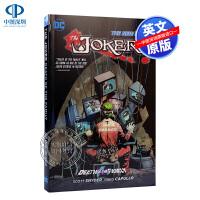 现货小丑 DC 新52系列 英文原版 漫画合集 The Joker: Death of the Family The N
