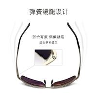 偏光太阳镜男墨镜潮流方形开车专用眼镜驾驶眼睛防紫外线