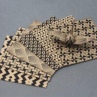 复古印花几何图案牛皮纸儿童益智手工折纸叠纸彩色手账diy材料卡纸