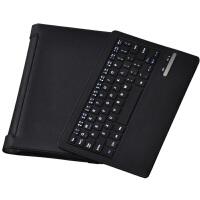 联想YOGA Tab3 Plus键盘皮套YT-X703F保护套10.1英寸平板 黑色