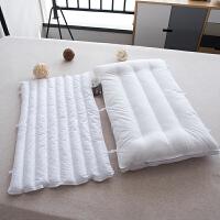 麦枕头单人二合一子母枕 全棉成人颈椎枕护颈枕芯一对拍2