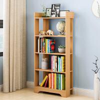 书柜 书架落地简约现代创意置物架格子柜子学生桌上组合小书架