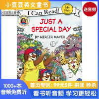 Little Critter: Just a Special Day 小怪物:特别的日子