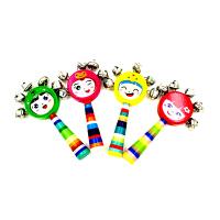 0-3-6-12个月1岁幼儿童婴儿益智玩具手拿手摇铃铛宝宝早教新生儿