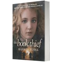 英文原版 The Book Thief 偷书贼 电影原著小说 青少年成长推荐小说 全英文版 马克斯苏萨克 进口书 正版