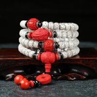 原创正月高密星月菩提子手串108颗手链男女佛珠项链 生日礼物