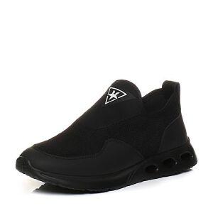 Teenmix/天美意2018春专柜同款潮酷街头风平跟男休闲鞋2FF01AM8
