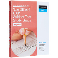 SAT官方科目学习指南 物理学 英文原版 The Official SAT Subject Test in Physi