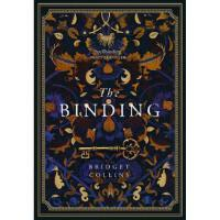 现货英文原版THE BINDING [Export, Airside, IE-only]束缚 订书匠 布里奇特・柯林斯