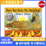 Have You Seen My Duckling? 你看到我的小鸭了吗?[4-8岁]