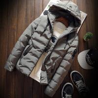 男士外套冬季棉袄2018新款羽绒