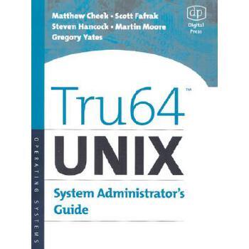 【预订】Tru64 UNIX System Administrator's Guide 9781555582555 美国库房发货,通常付款后3-5周到货!